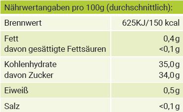 naehrwerte_heidelbeere