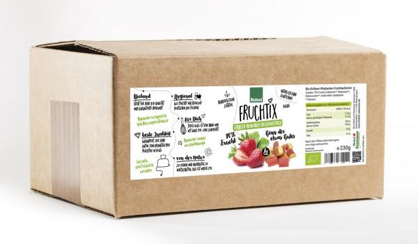 6x Erdbeer-Rhabarber Fruchtaufstrich