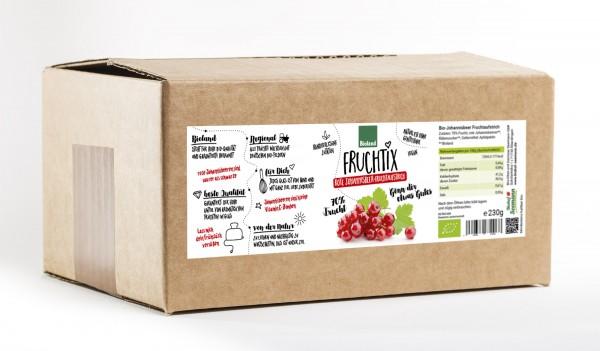 6x Rote Johannisbeer Fruchtaufstrich